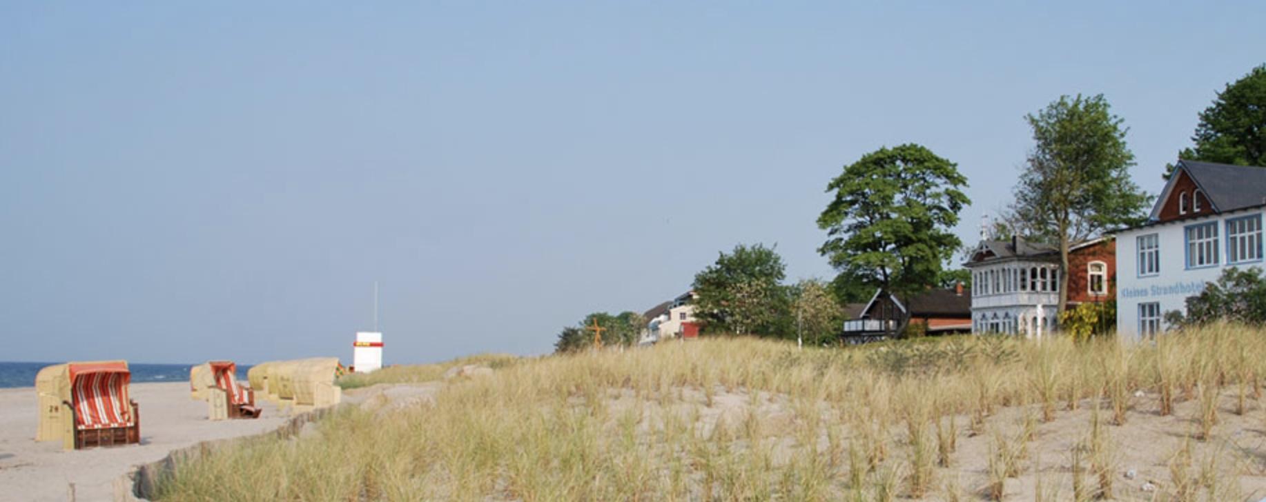 Kleines Strandhotel Timmendorfer Strand