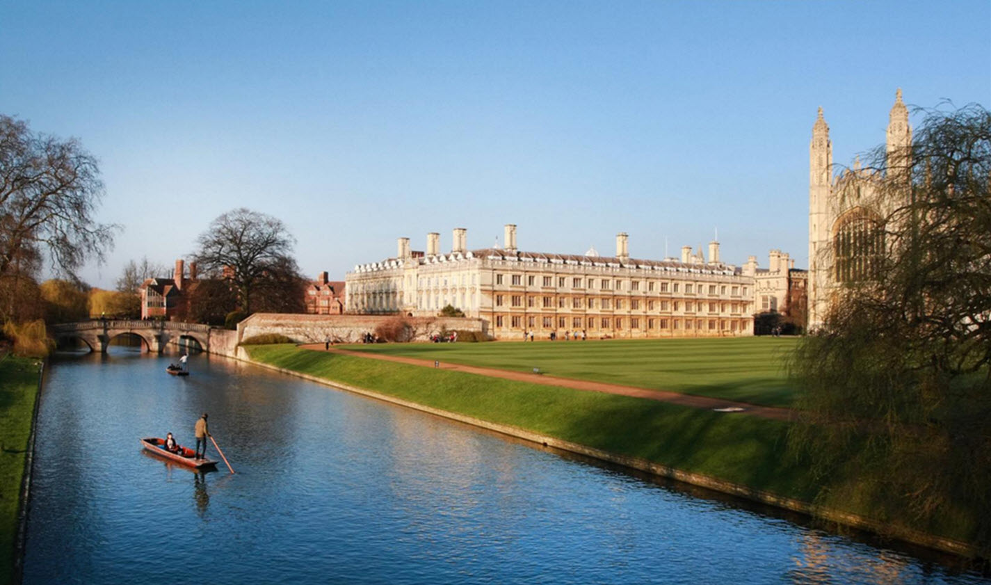 Cambridge Punting Tours