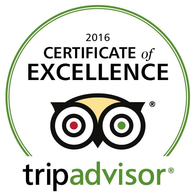 The Hopetoun Arms Hotel certificate of excellence tripadvisor